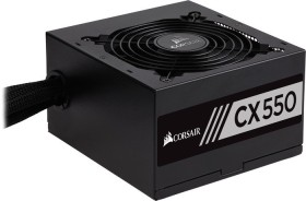 Corsair CX Series CX550 550W ATX 2.4 (CP-9020121-EU/CP-9020121-UK)
