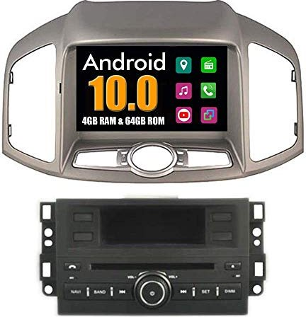 RoverOne Android System 8 Zoll für Chevrolet Captiva 2011-2014