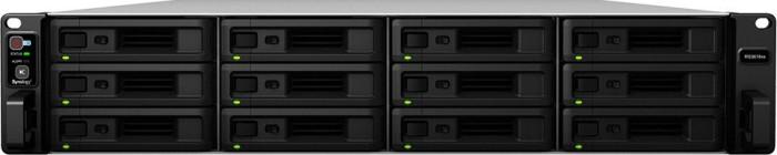Synology RackStation RS3618xs 144TB, 8GB RAM, 4x Gb LAN, 2HE