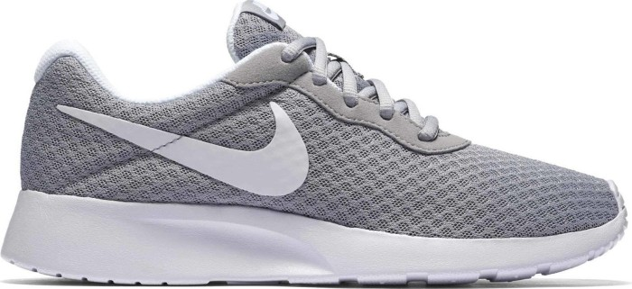 100% top quality official site uk cheap sale Nike Tanjun wolf grey/white (Damen) (812655-010) ab € 41,79