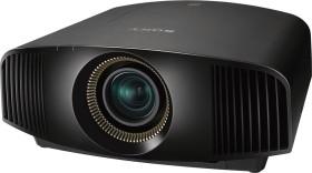 Sony VPL-VW570ES schwarz mit PS4 Pro