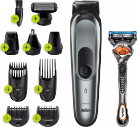 Braun MGK 7221 Multi-Grooming-Kit hair-/beard trimmer
