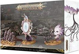 Games Workshop Warhammer Age of Sigmar Endloszauber: Hedonites of Slaanesh (99120299059)