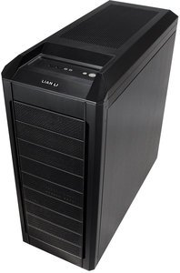 Lian Li PC-P50WB black with side panel window