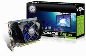 KFA² GeForce GT 440, 512MB GDDR5, VGA, DVI, HDMI (44GGS8HX3BXZ)
