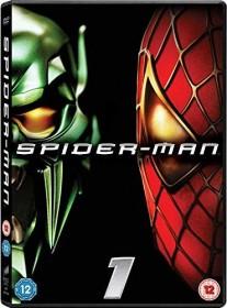 Spider-Man (DVD) (UK)