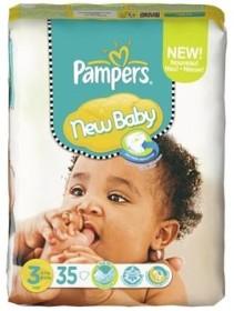 Pampers Premium Protection New Baby Gr.3 Einwegwindel, 4-7kg, 35 Stück