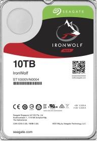 Seagate IronWolf NAS HDD 50TB Bundle, SATA 6Gb/s, 5x 10TB-Pack (ST10000VN0004X5)