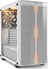 be quiet! Pure Base 500DX weiß, Glasfenster, schallgedämmt (BGW38)