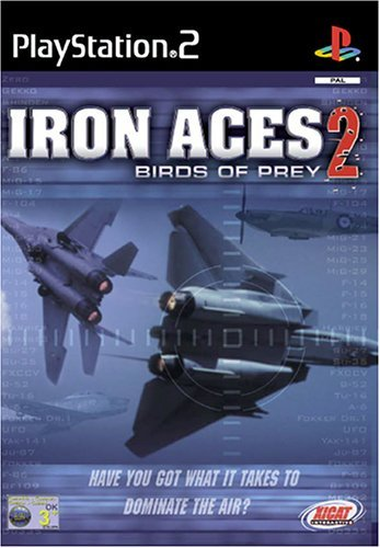 Iron Aces 2 - Birds of Prey (German) (PS2) -- via Amazon Partnerprogramm