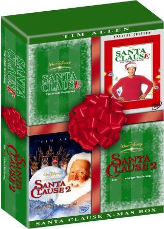 Santa Clause/Santa Clause 2 -- via Amazon Partnerprogramm