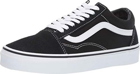 vans old skool black herren 44