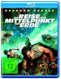 Die Reise zum Mittelpunkt der Erde (2008) (3D) (Blu-ray)