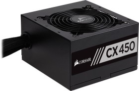 Corsair CX Series CX450 450W ATX 2.4 (CP-9020120-EU/CP-9020120-UK)