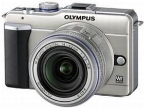 Olympus PEN E-PL1 gold mit Objektiv M.Zuiko digital ED 14-42mm (N3844992)