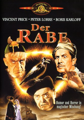 Der Rabe -- via Amazon Partnerprogramm