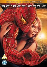 Spider-Man 2 (DVD) (UK)