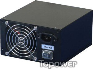 Topower top-400P5 400W ATX/SATA 2 fan