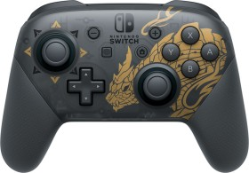 Nintendo Switch Pro Controller - Monster Hunter: Rise Edition (Switch)