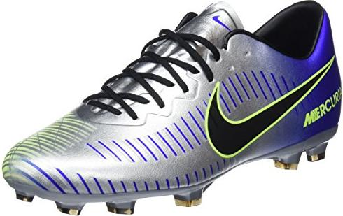 390e261e1b5 Nike Mercurial Vapor XI Neymar FG racer blue chrome volt black (Junior