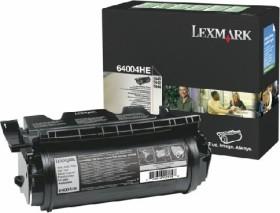 Lexmark Return Etiketten Toner 64004HE schwarz