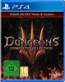 Dungeons 3 - Complete Collection (PS4)