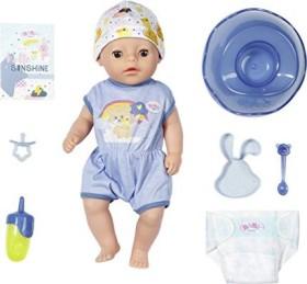Zapf creation BABY born Puppe - Soft Touch Little Boy 36cm (827338)