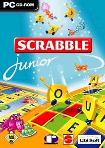 Scrabble Junior (niemiecki) (PC)