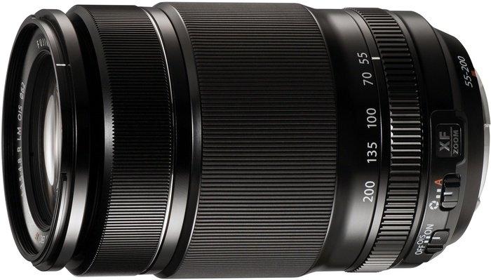 Fujifilm Fujinon XF 55-200mm 3.5-4.8 R LM OIS schwarz