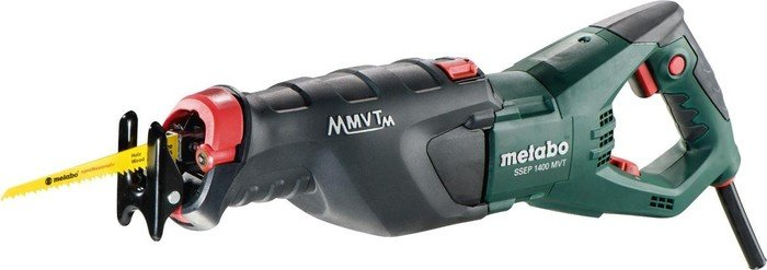 Metabo SSEP 1400 MVT electric reciprocating saw incl. case (606178500)