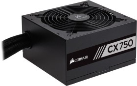 Corsair CX Series CX750 750W ATX 2.4 (CP-9020123-EU/CP-9020123-UK)