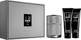 Dunhill Icon EdP 50ml + shower gel 90ml + Aftershave 90ml fragrance set