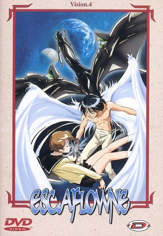 Escaflowne Vision Vol. 4 -- via Amazon Partnerprogramm