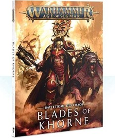 Games Workshop Warhammer Age of Sigmar - Battletome: Blades of Khorne (DE) (04030201020)
