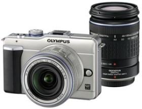 Olympus PEN E-PL1 gold mit Objektiv M.Zuiko digital ED 14-42mm und M.Zuiko digital ED 40-150mm (N3845192)