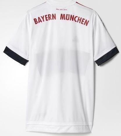 Adidas Fc Bayern München Auswärtstrikot Shirt 20152016 Ab 3393