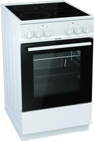 Gorenje EC5121WG electric cooker with ceramic hob