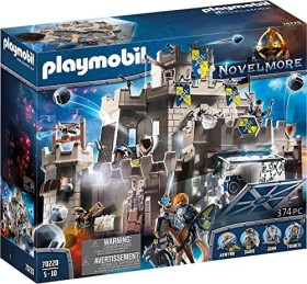 playmobil Novelmore - Große Burg der Artefaktritter (70220)