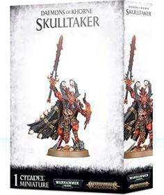 Games Workshop Warhammer Age of Sigmar - Blades of Khorne - Skulltaker (99129915051)