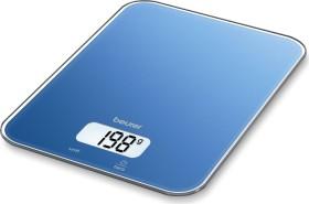 Beurer KS 19 ocean blue Elektronische Küchenwaage