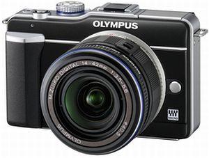 Olympus PEN E-PL1 schwarz mit Objektiv M.Zuiko digital ED 14-42mm und M.Zuiko digital ED 40-150mm (N3839692)