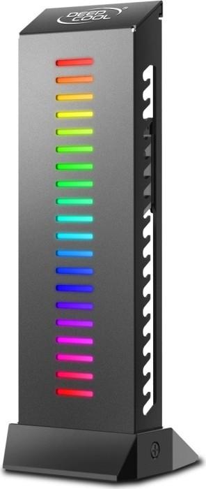 DeepCool GH-01A-RGB Grafikkarten Halterung für eine Grafikkarte (DP-GCH2-GH01)