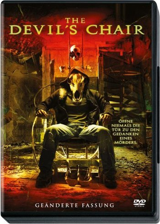 The Devil's Chair -- via Amazon Partnerprogramm