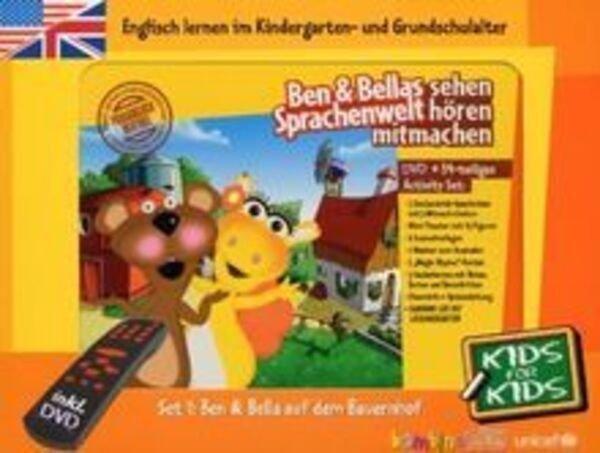 Ben & Bella 1 - Auf dem Bauernhof -- via Amazon Partnerprogramm