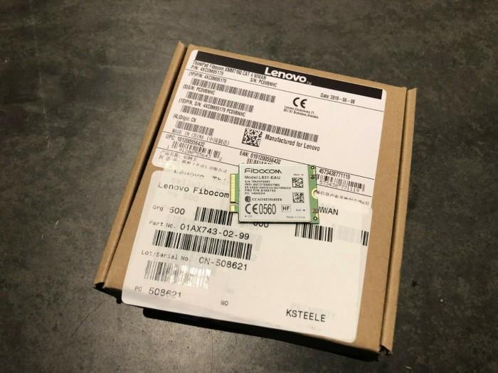 Fibocom XMM7160 LTE Modul (4XC0M95179) -- via Amazon Partnerprogramm