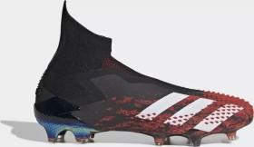 adidas Predator Mutator 20+ FG core black/cloud white/active red (Herren) (EF1565)