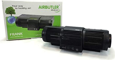 Airbutler Frank air purifier -- via Amazon Partnerprogramm