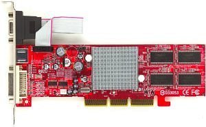 PowerColor Radeon 9200/9250, 256MB DDR, VGA, DVI, TV-out, AGP (R92-D3L/R92U-LD3)
