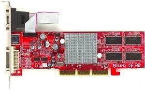 PowerColor Radeon 9200/9250, 256MB DDR, VGA, DVI, TV-out, AGP (R92-D3L/R92U-LD3)
