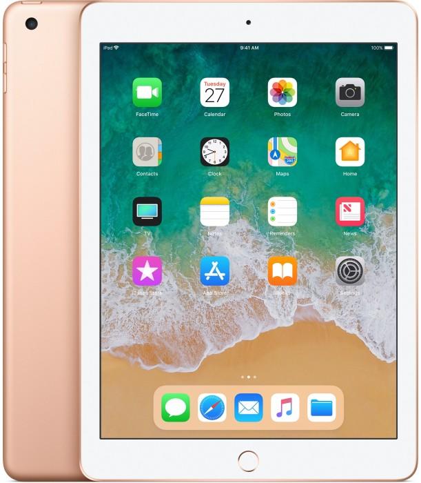 Apple iPad 32GB gold [6. Generation / 2018] (MRJN2FD/A)